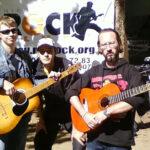 Рок-клуб принял участие в праздновании Дня города